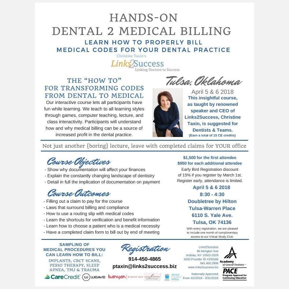 Hands-On Dental 2 Medical Billing – Dental Medical Billing on medical billing procedure code, medical billing certificate, medical billing service,