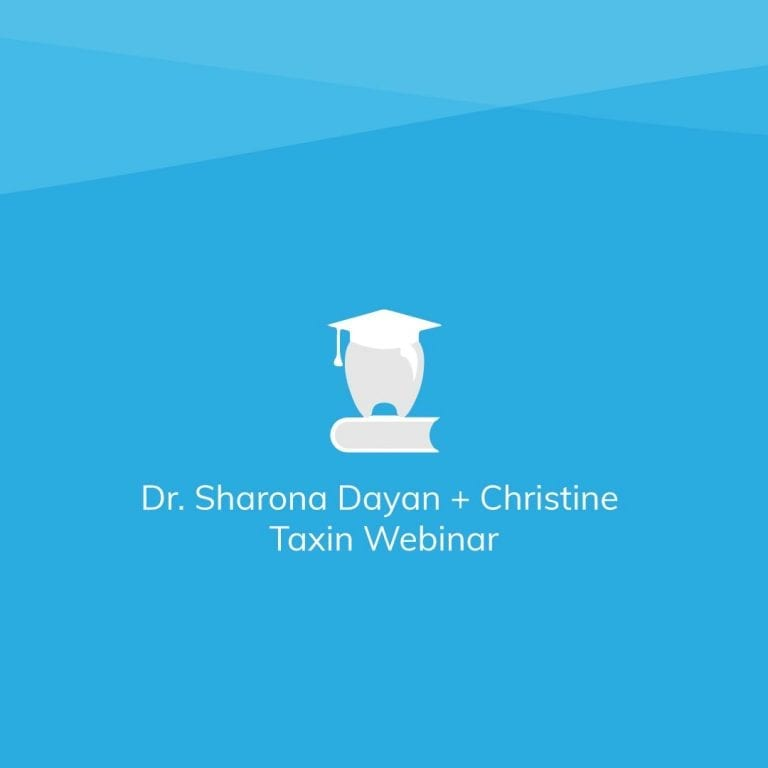 Dr. Sharona Dayan + Christine Taxin